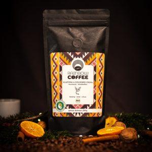 Rainbow Coffee Hochland Waldkaffee Guatemala Goldener Crema 250g